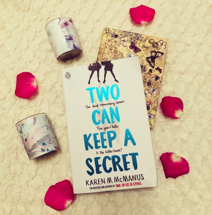 Review: Two Can Keep A Secret by KarenMcManus