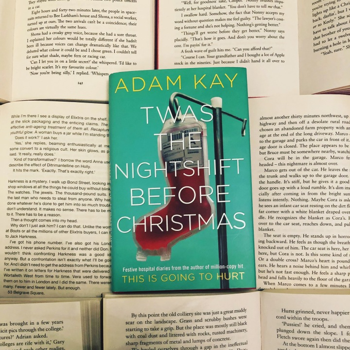 Review: Twas the Nightshift Before Christmas by Adam Kay