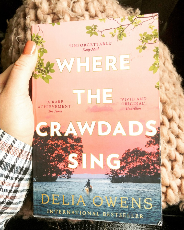 Review: Where the Crawdads Sing by DeliaOwens
