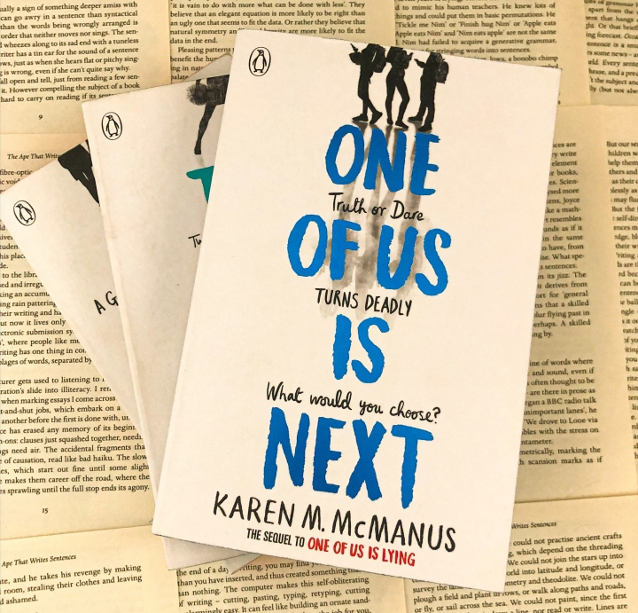 Review: One Of Us Is Next by KarenMcManus