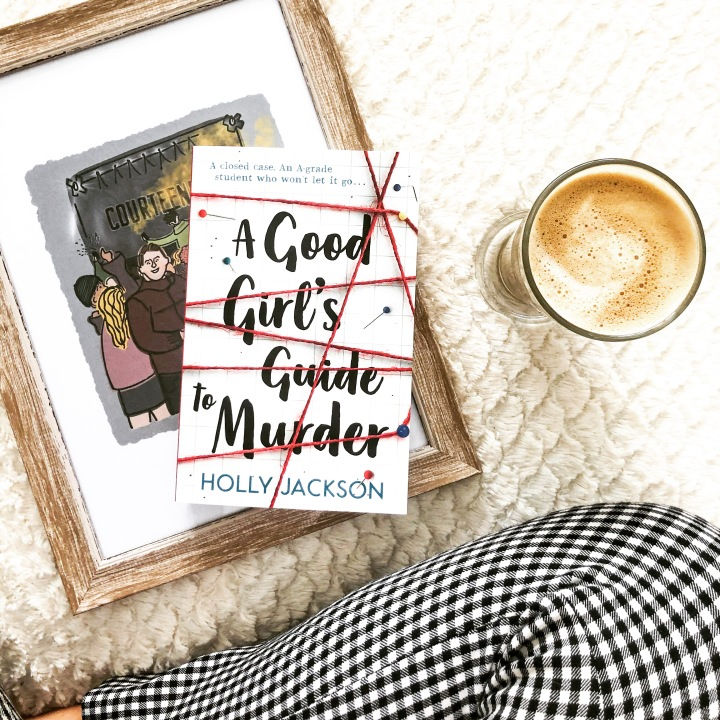 Review: A Good Girl's Guide to Murder by HollyJackson