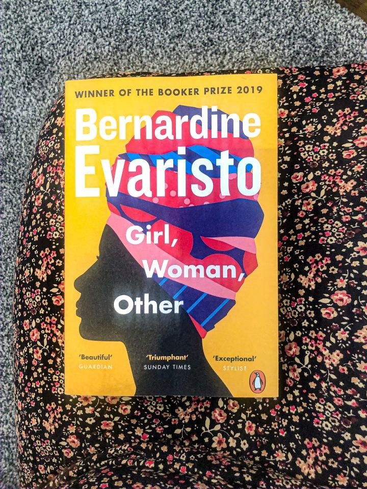 Review: Girl, Woman, Other by BernardineEvaristo