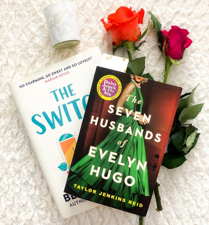 Review: The Seven Husbands of Evelyn Hugo by Taylor JenkinsReid