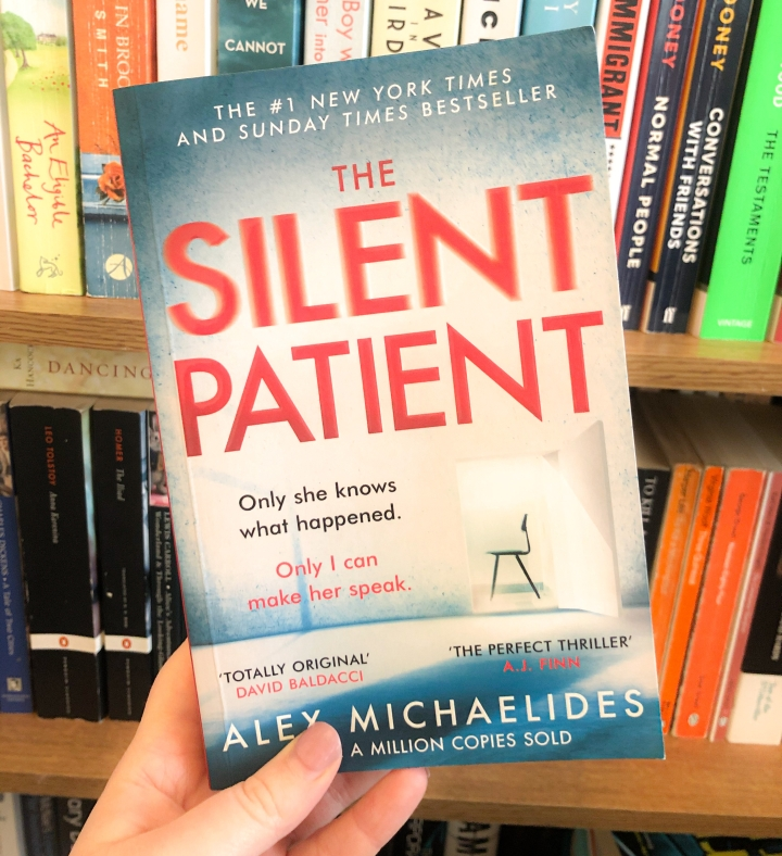 Review: The Silent Patient by Alex Michaelides